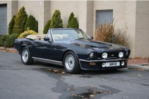 1985 V8 Volante, Midnight Blue, Collector Owned, Fully Maintained...