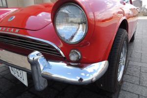 Series II – Rare Carnival Red Rootes Group James Bond Era Gem, Euro Import Craze