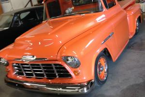 1957 chevy pick up, street rod!!! air ride