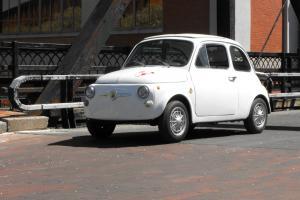 1965 FIAT 595 ABARTH