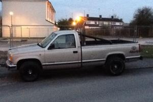 Chevy pick up LPG P/X Welcome