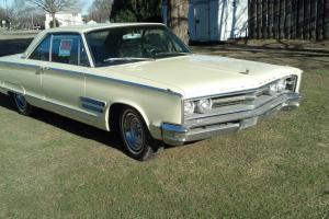1966 Chrysler 300, V8, Auto, New Paint, Rust Free, Nice, Two Door Hardtop Photo