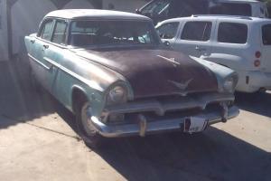 1955 Plymouth Belvedere, solid desert car, Forward Look, Chrysler Dodge DeSoto Photo