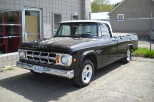 Dodge : Other Pickups D-100