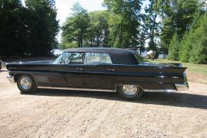 Selling rare 1960 Lincoln Continental Mk V Hess 7 Eisenhart Formal Sedan