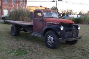 1946 GMC Truck 1 1/2 Ton Series 350 Model EC Chevrolet Ford Dodge 1947 1945 1948
