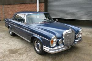 1965 Mercedes-Benz 250SE Coupe