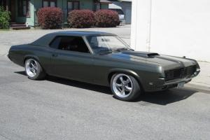 1969 cougar 1967 1968 1970 mustang camero hotrod muscle car pro touring v8