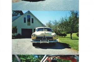 Hudson Pacemaker Convertible 1950 Photo