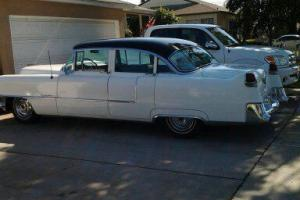 1955 Cadillac Series 62           95 percent original Matching numbers