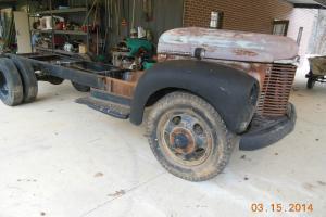 1941 International KB-5 Truck Rat Rod or Parts Photo