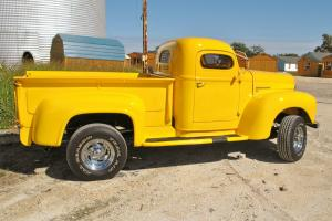 1948 Internatioal Harvester KB-2 Pickup Photo