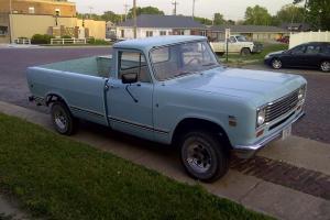 1975 International Harvester Pickup 150 4wd automatic 304 V8