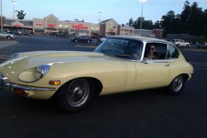 1969 Jaguar XKE Base 2+2