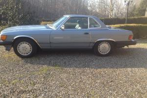 560SL ,Diamond Blue  , excellent condition, 74,000 miles