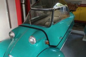 Messerschmitt kr 200 micro car