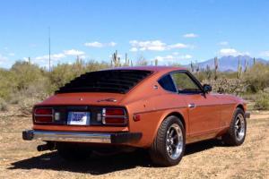 1976 Datsun Nissan 280z Factory AC Air Low Mile Survivor Rust Free 260z 240z