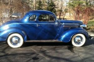 1937 Plymouth Buisness Coupe P-4