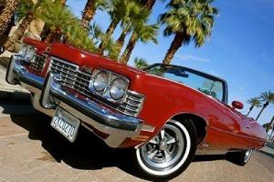 1973 Pontiac Grand Ville Convertible 455 Big Block Loaded One Owner NO RESERVE!