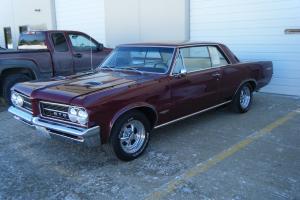 1964 Pontiac GTO Hard top, rust free California car PHS Documentation