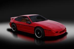 1988 Pontiac Fiero GT 5-speed. Only 7,992 original miles. Beautiful. Must See!!!