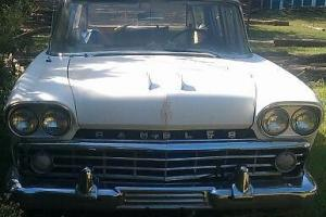 CLASSIC1959 RAMBLER Cross Country Wagon
