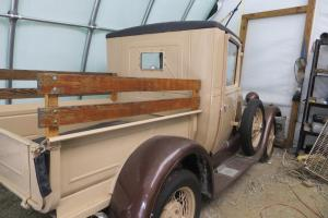 1929 ford  Pick up  RB MTR  runs may deliver 1930  1931  listing 28 REO