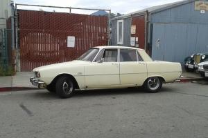 1968 Rover 2000TC Sedan