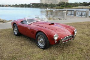 Contemporary Classics AC Cobra Mark II 289 Slabside Prototype, 1 of 1 Produced