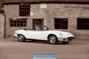 1973 JAGUAR E-Type XKE Series 3 V12 Roadster 23,000 miles