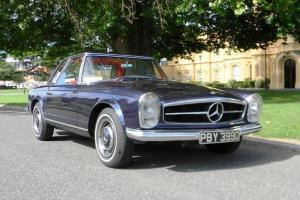 Mercedes-Benz 230SL 1966 Pagoda LHD Manual Re-stored