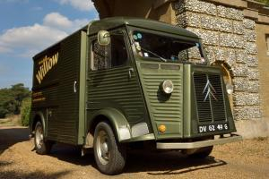 Citroen H Van 1969 Very Good original condition panel van. One of the best.