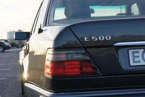 Mercedes Benz 326hp 500E Porsche W124 AMG E36 E60 190e Evolution classic px swap