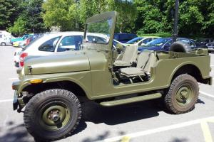 Mahindra - Willys/M38a1 Jeep, CJ, Army Jeep