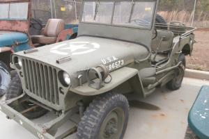 willys jeep 1944 mb