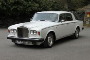 1980 Rolls-Royce Silver Shadow II - SRH39441 Photo