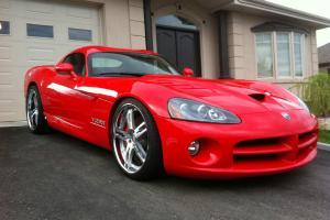 Dodge : Viper SRT10