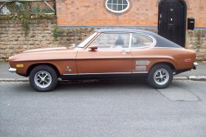 Classic Ford Capri 1972, 1700 GT XL, LHD Photo