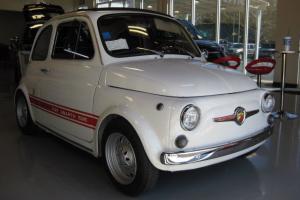 1967 Fiat Abarth 595