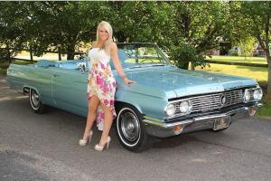 1963 Buick LeSabre Convertible Power Steering Power Brakes Power Top