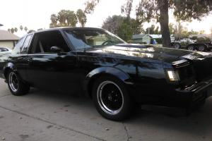 1986 Buick Grand National GNX Clone