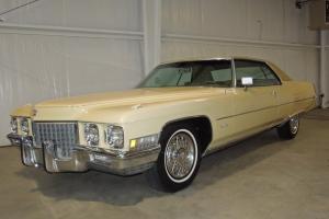 1971 Cadillac Coupe De Ville Photo