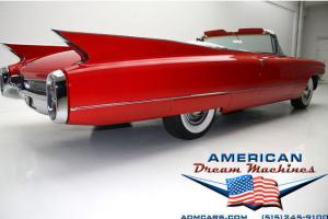 1960 SIXTY TWO SERIES CADILLAC  LOADED WITH OPTIONS!