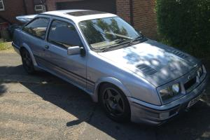1986 FORD SIERRA 3DR RS COSWORTH MOONSTONE BLUE