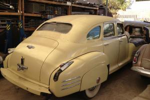 1941 Cadillac Series 63 4-door