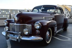 1941 Cadillac Series 62 Fully Loaded! Fleetwood Restored Original Miles!!