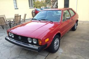 1975 Volkswagen Scirocco - First Year Survivor! VW Mk1 Rabbit Jetta Golf Caddy