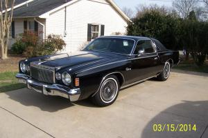 1976 Chrysler Cordoba Base Hardtop 2-Door 5.9L
