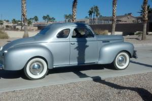 1940 Chrysler Business Coup. Runs and drives like a dream! Drive it home!