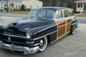 1953 Chrysler Town and Country Station Wagon